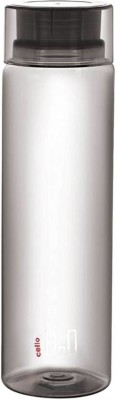 Cello h2o 1000 ml Bottle(Pack of 1, Grey)  available at flipkart for Rs.158