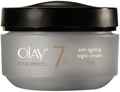 Olay Total Effects 7 In 1 Anti Ageing Night Cream(50 g)