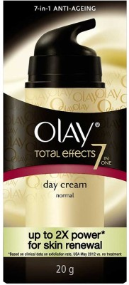 Olay Total Effects 7 In 1 Anti Ageing Day Moisturizer Cream(20 g)
