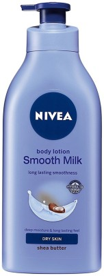 Nivea Smooth Milk Body Lotion For Dry Skin, 400 ml