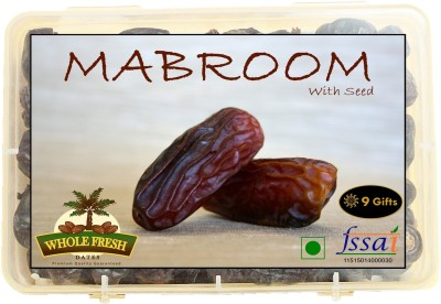 9 GIFTS Regular Mabroom Khajoor Dates(1 kg)