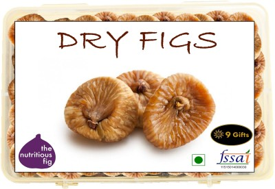 9 GIFTS afghanistan Dry Anjeer Figs(500 g, Box)  available at flipkart for Rs.630