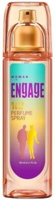 Engage W2 Perfume Spray for Women 120 ml