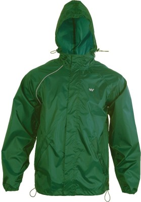 Wildcraft Solid Men & Women Raincoat at flipkart