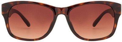 Fastrack Wayfarer Sunglasses(Brown)  available at flipkart for Rs.1249