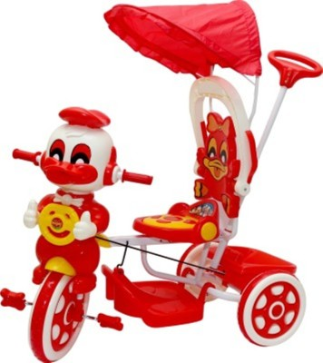 7e930405fe2 PP INFINITY Elephant Tricycle Tricycle Blue Best Price in India | PP ...