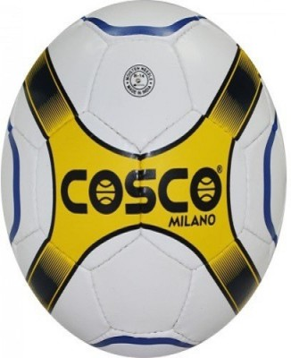 Cosco Milano Football Football   Size: 5 Pack of 1, Multicolor