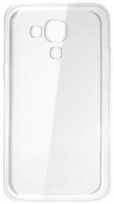 Ubros Network Back Cover for SAMSUNG Galaxy S Duos, Samsung S7562, Samsung S7580, Samsung S7582, Samsung S7560(Transparent, Shock Proof, Silicon)