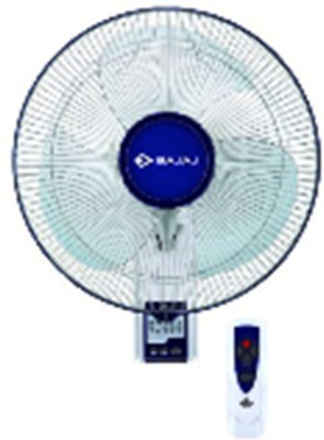 Bajaj victor VW R01 400 MM NEW BLUE 3 Blade Wall Fan(Peppy Red, Pack of 1) at flipkart