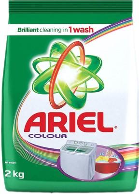 Ariel Colour Detergent Washing Powder(2 kg)