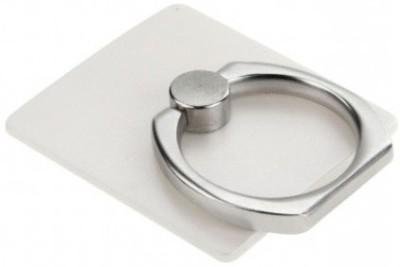 ReTrack Universal 360 Degree White Finger Ring Foldable Hook Stand Mobile Holder