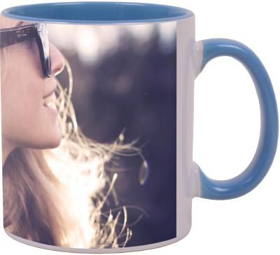 Arkist feeling good 2 Ceramic Mug(340 ml)  available at flipkart for Rs.499