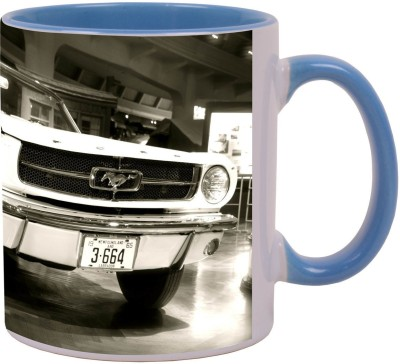 Arkist ford mustang 1967 Ceramic Mug(340 ml)  available at flipkart for Rs.499