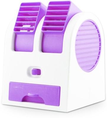 Avenue Mini Fan Air Conditioning HB 168 USB Fan Purple Avenue Mobile Accessories