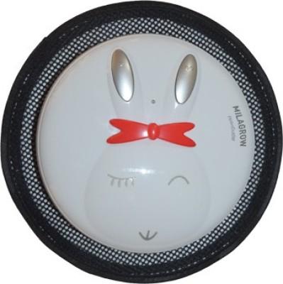Milagrow RoboDuster Rabbit Robotic Floor Cleaner(White) at flipkart