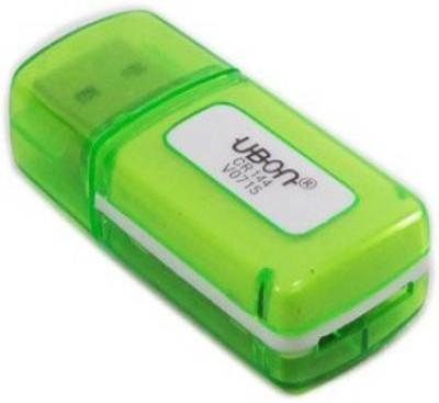 Microsolution Infotech Ubon-CR144 Card Reader(Green)