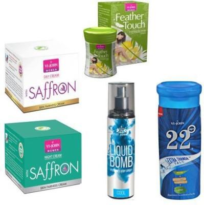 Vi-John Summer kit(Set of 5)