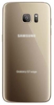 Case Creation Samsung Galaxy S6 Back Panel(Gold)