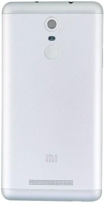 Case Creation Mi Redmi Note 3 Back Panel(Silver)