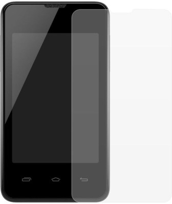 CHAMBU Tempered Glass Guard for Micromax A63 Canvas Fun(Pack of 1)