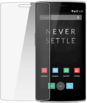 jolies Tempered Glass Guard for One Plus One, OnePlus 1(Pack of 1)