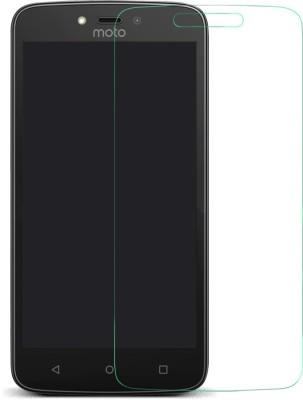 MTT Tempered Glass Guard for Motorola Moto C Plus