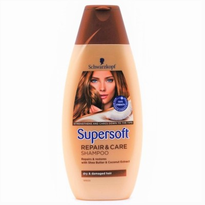 Schwarzkopf Supersoft Repair & Care (With Shea Butter & Coconut Extract)(400 ml)