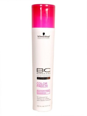 Schwarzkopf BC Color Freeze Sulfate Free(250 ml)