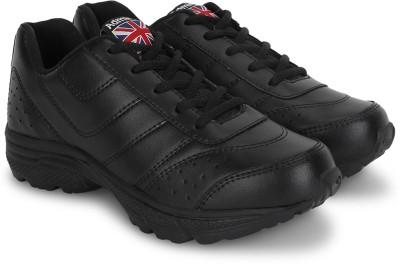 Admiral Winner Hiking & Trekking Shoes For Men(Black)