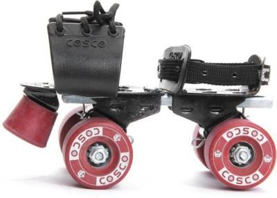 Cosco Tenacity Super Sr. (19.5 - 26.5 cm) Age Group (8+ Years) Quad Roller Skates - Size Kids 12 - Adults 8 UK(Maroon, Blue) Flipkart