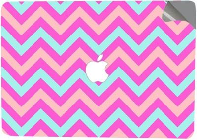 Swagsutra pink patterns Vinyl/Deca/Sticker Laptop Decal 13