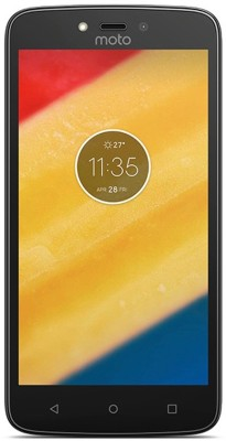 Moto C (Starry Black, 16 GB)(1 GB RAM)