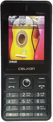 Celkon Power +(Black & Gold) 1
