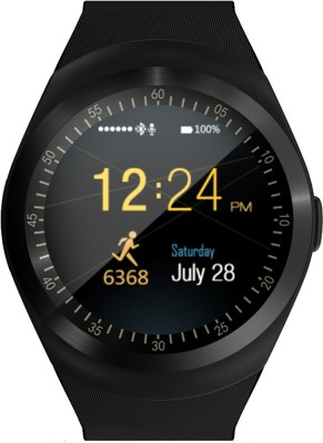 SYL ASUS Black Smartwatch(Black Strap Free Size) at flipkart
