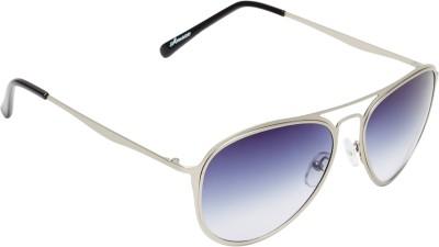 Amaze Wayfarer Sunglasses(Grey) at flipkart