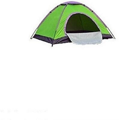 Iris Three Season Tent - For 6 Persons(Green)