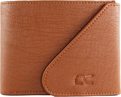 Venture Craft Men Brown Artificial Leather Wallet(5 Card Slots)