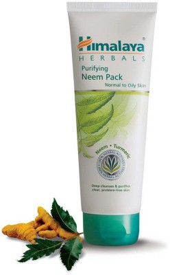 Himalaya Herbals Purifying Neem Pack, 50gm