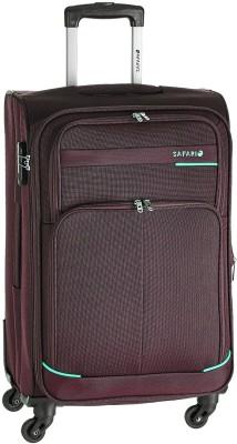 SAFARI Heavy Duty Expandable Cabin Luggage   20 inch SAFARI Suitcases