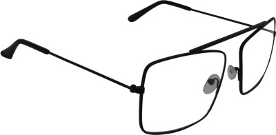 12d27605a4d 81% OFF on Criba Rectangular Sunglasses(Clear) on Flipkart ...
