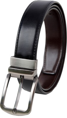 TheWhoop Men Casual, Formal Brown Artificial Leather Belt