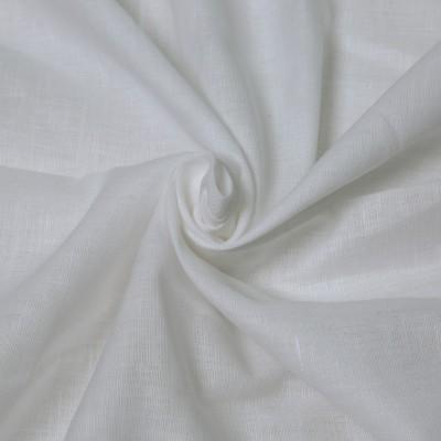 VarianceVesture Cotton Linen Blend Solid Shirt Fabric(Un-stitched)
