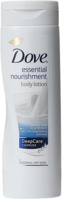 Dove Essential Nourishment Body Lotion, 250ml