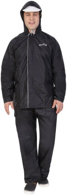 Hilife Solid Men's Raincoat
