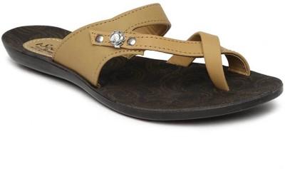 Paragon Women Beige Sandals  available at flipkart for Rs.229