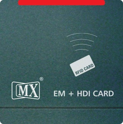 MX RFID EM + HID Card Reader Access Control system Access Control(Card)  available at flipkart for Rs.1599
