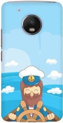 URBAN KOLOURS Back Cover for Motorola Moto G5 Plus Multicolor