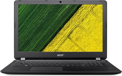 Acer Aspire Pentium Quad Core - (4 GB/1 TB HDD/Linux) ES1-533 Laptop(15.6 inch, Black, 2.4 kg)