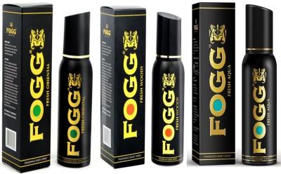 Buy Fogg Fresh Oriental Fragrance Body Spray Fogg Fresh Woody