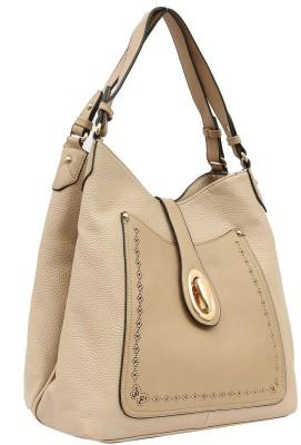Pepgirls Shoulder Bag(Beige) at flipkart